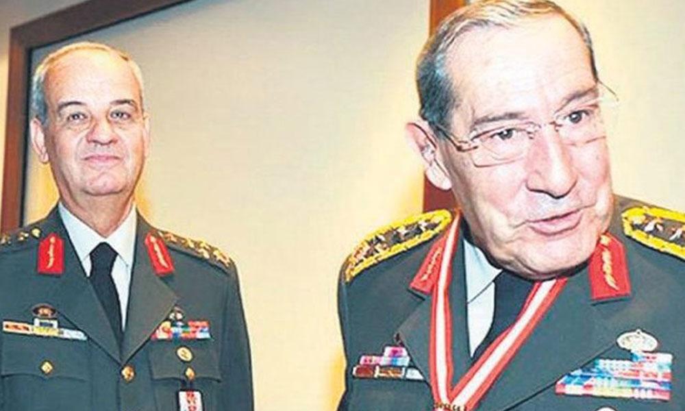 'Eski Genelkurmay başkanları Başbuğ ve Büyükanıt'a suikast hazırlığı'; Yakalandılar!