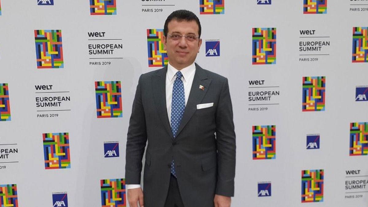 Ekrem İmamoğlu, Avrupa Ekonomi Zirvesi'nde 5 yıllık icraat planını açıkladı