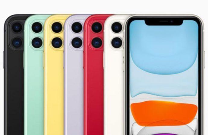 iPhone 11 ailesi Türkiye'de resmi olarak Apple Store'da satışa sunuldu