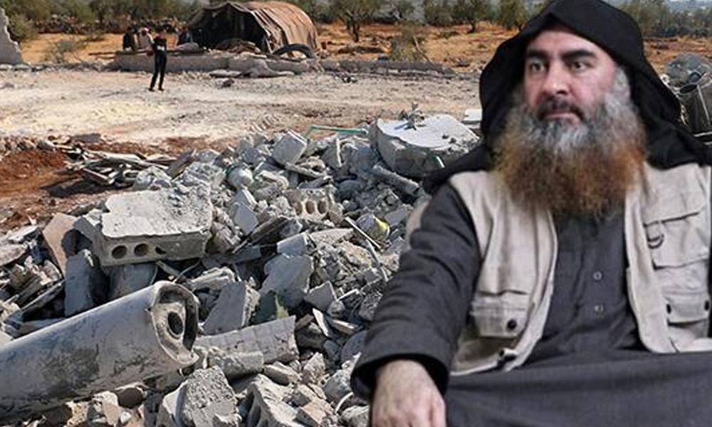 'Bağdadi' operasyonunda soru işareti: Teyit yok