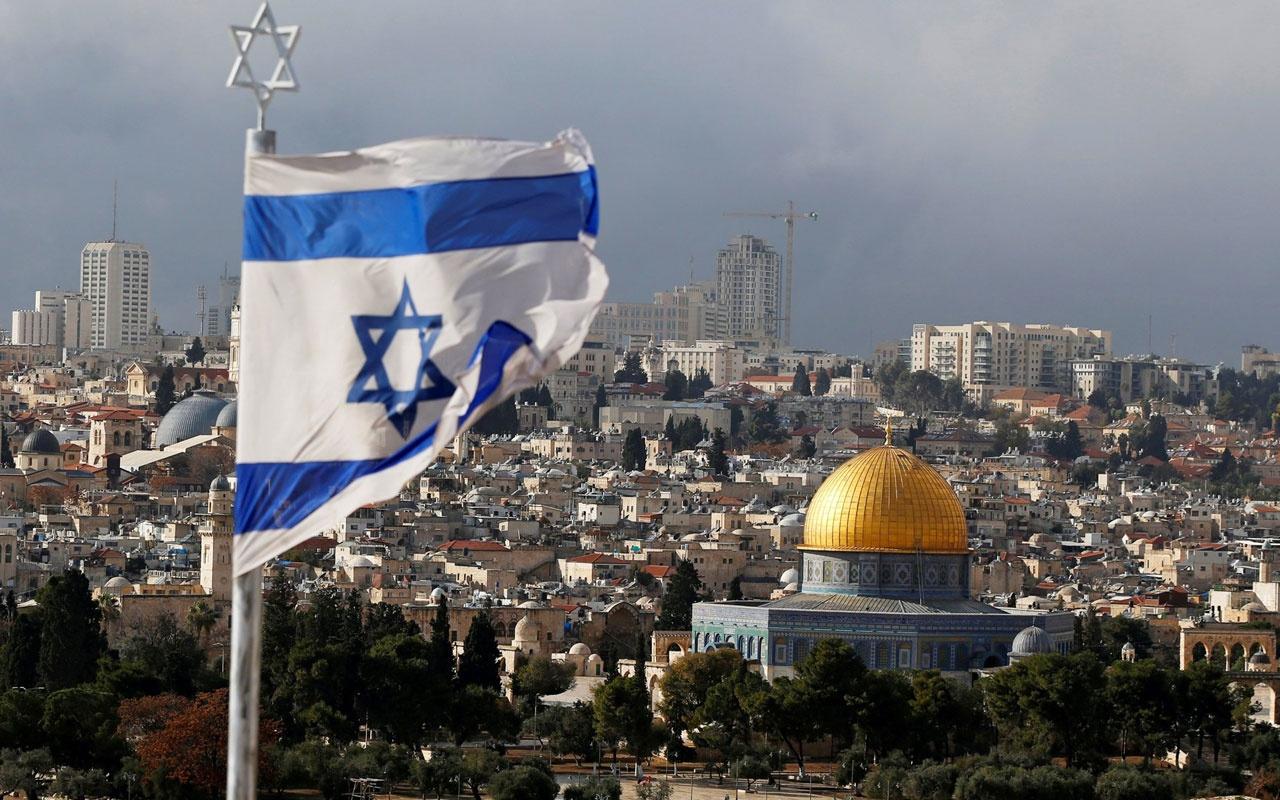 İsrail tüm uçuşları durdurdu, ülkeye girişleri kapattı!
