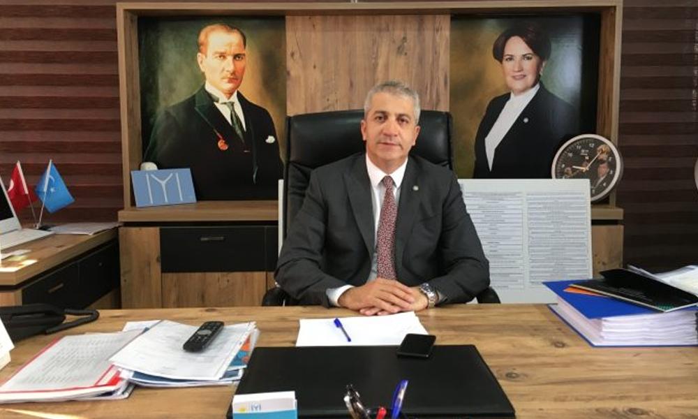 Vali, İYİ Parti'li Başkan'a randevu vermedi