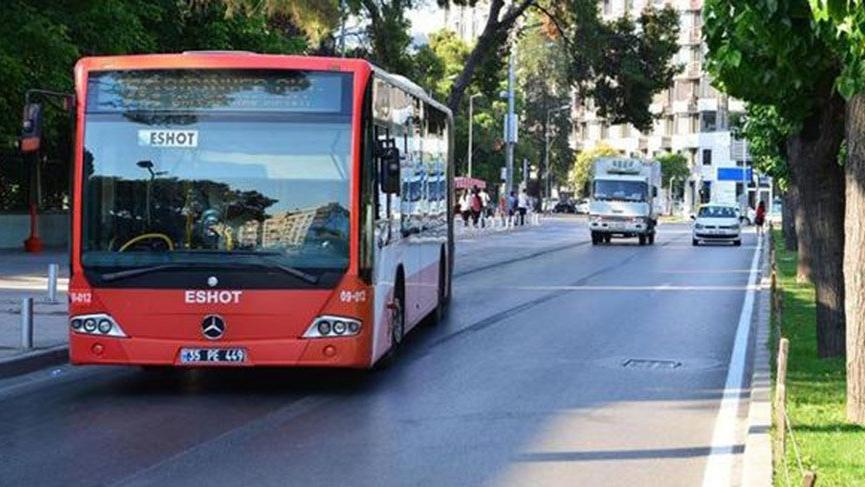 İzmir'de, toplu taşıma araçları muhtarlara ücretsiz olacak