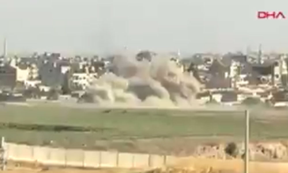 Kamışlı'da bombalı araçla düzenlenen saldırıyı IŞİD üstlendi