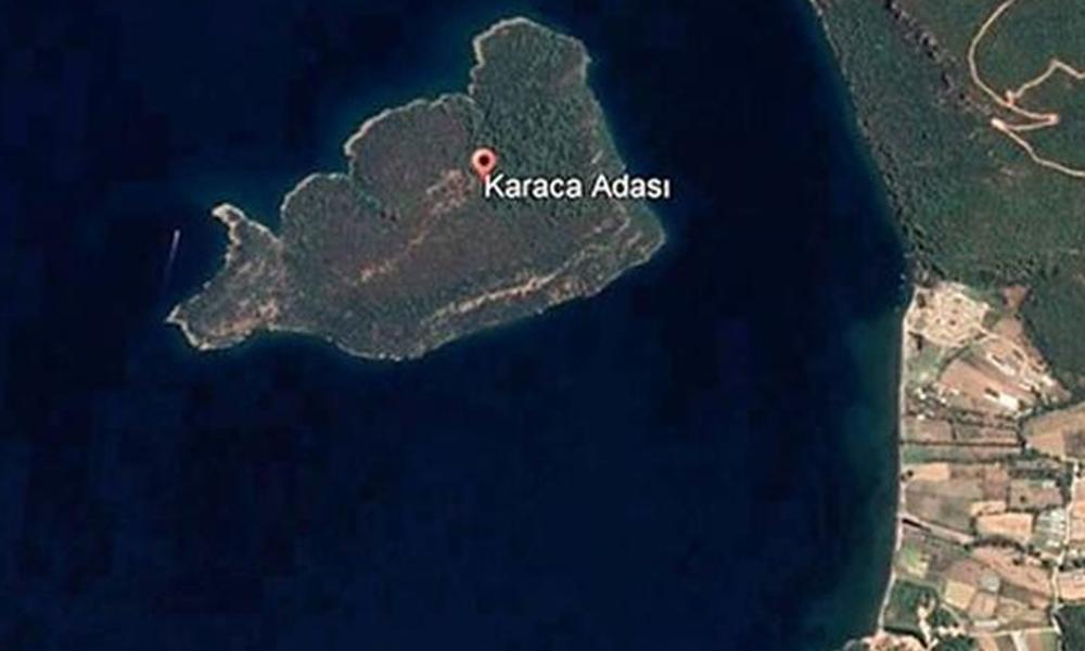 Marmaris ve Ayvalık'ta iki ada internetten satışa çıktı
