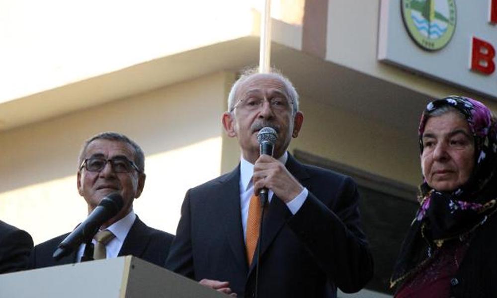 Kılıçdaroğlu'ndan 'milliyetçilik' göndermesi