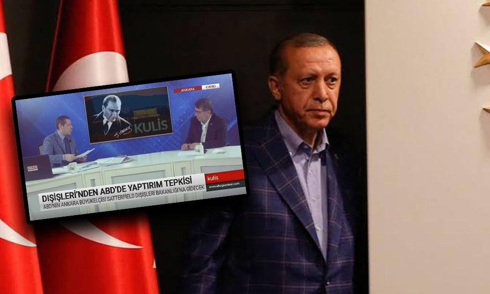 Kulis: Bunun Türkçe meali şudur, Erdoğan'ın fişini çektiler mi?