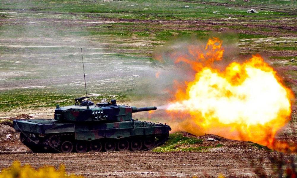 Herkes Suriye harekatını konuşuyor! Türkiye'nin kaç tankı var?