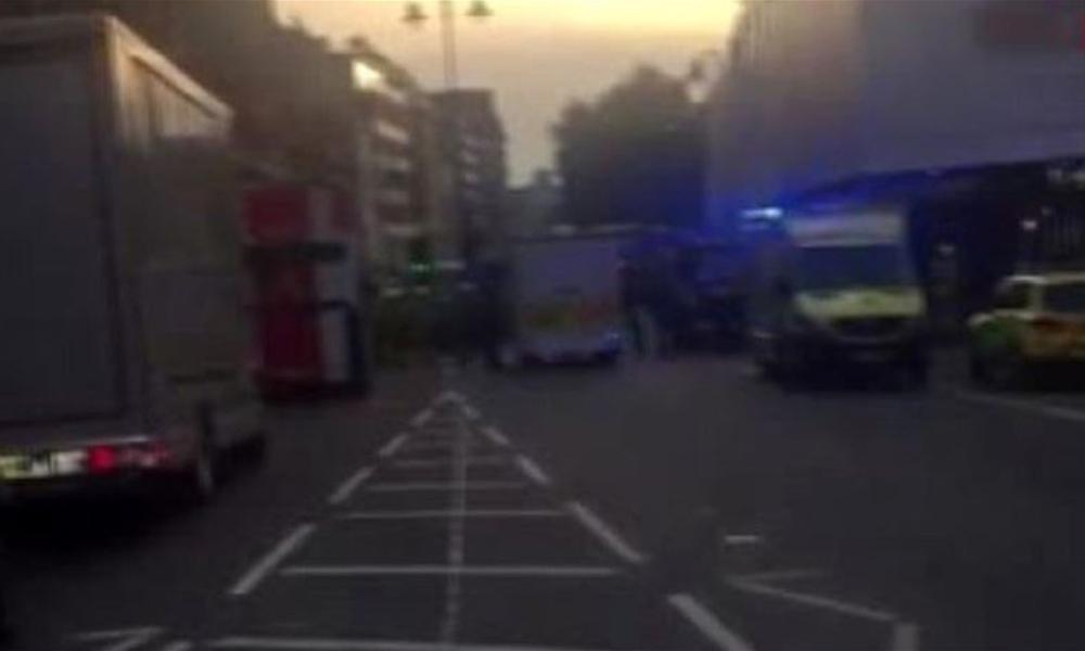 Londra'da 'kimyasal sızıntı' alarmı