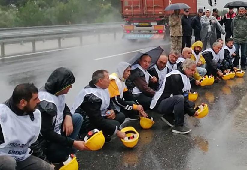 Hakları için direniyorlar! Madenciler için kritik gün