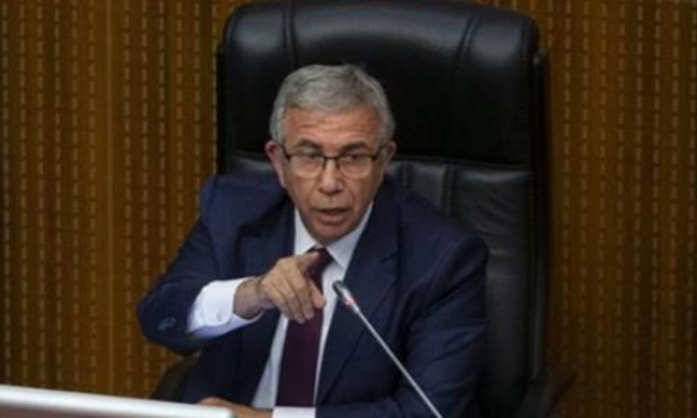 Mansur Yavaş: Bundan sonra böyle yönetim yok… Takdir Ankaralıların!