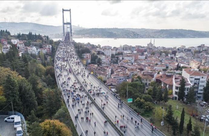 Vodafone 41. İstanbul Maratonunda bir ilk gerçekleşecek