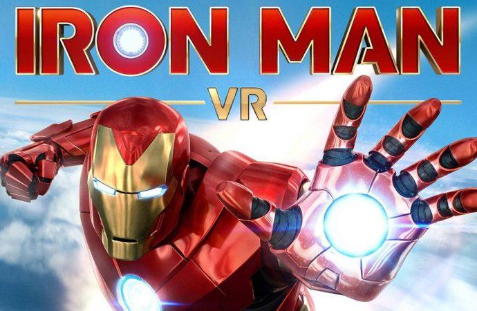 Marvel's Iron Man VR için merakla beklenen çıkış tarihi açıklandı