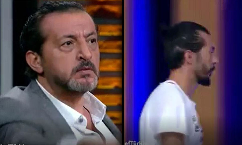 MasterChef'te Mehmet Şef yarışmacıyı kovdu! 'Sen kimsin? Haddini bil'