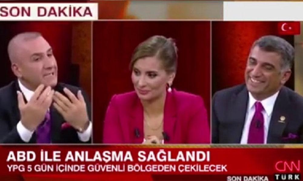 MHP'li Özkan'ın canlı yayındaki sözleri sonrası buz kesitler ' Mektup gönderene g…..ş'