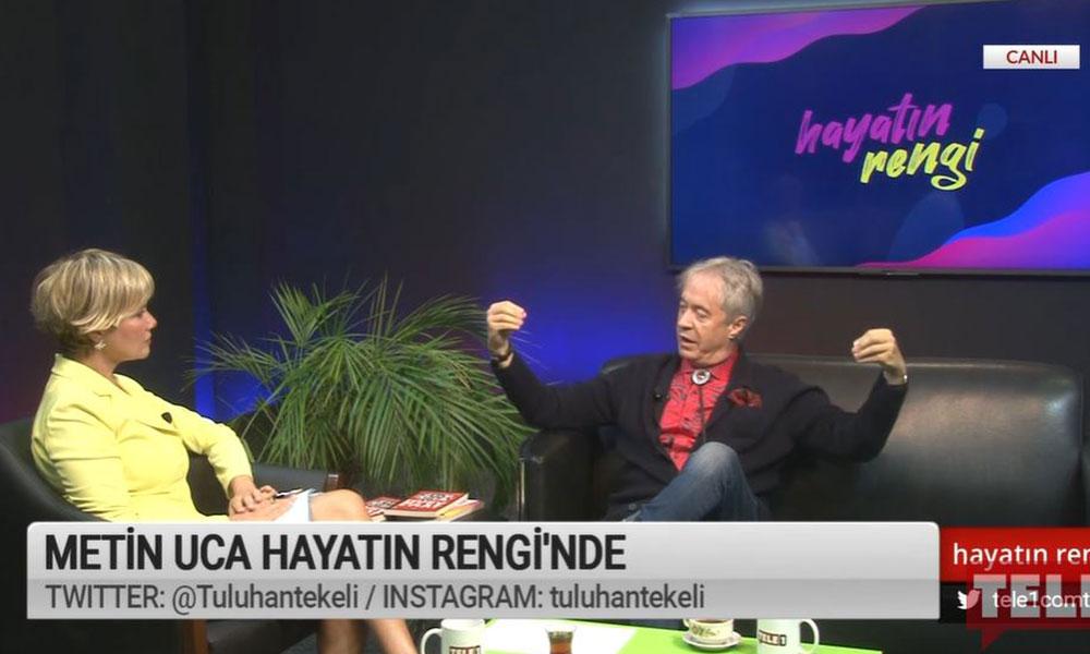 Metin Uca, Tuluhan Tekelioglu'na konuştu: Eli kanlı katilleri, kafa kesenleri ÖSO diye tanıttılar
