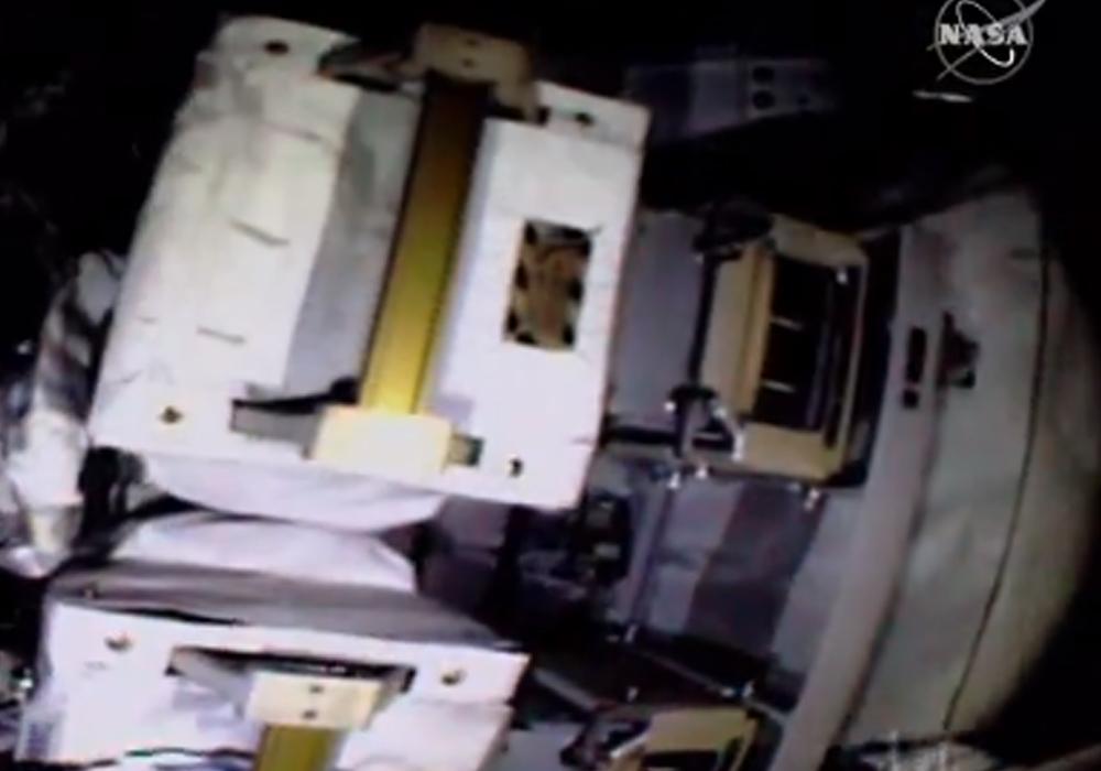 NASA'daki kadın astronotlar ilki gerçekleştirdi