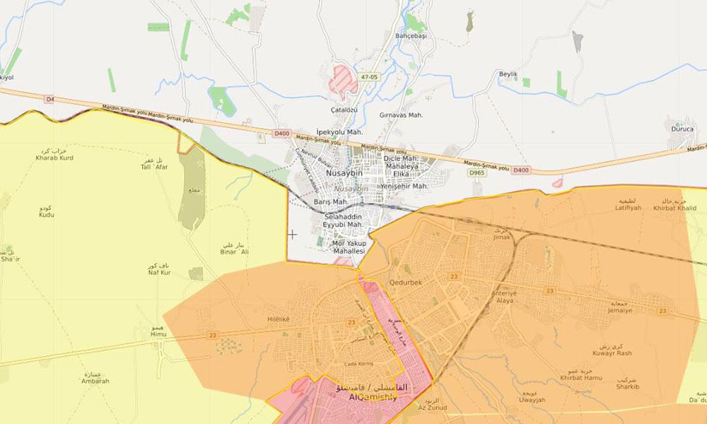 Nusaybin yakınlardaki karakola saldırı!