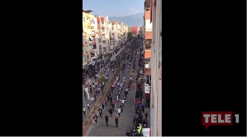 Ödemişli Ali Tezel'in kamerasından günün görüntüsü!