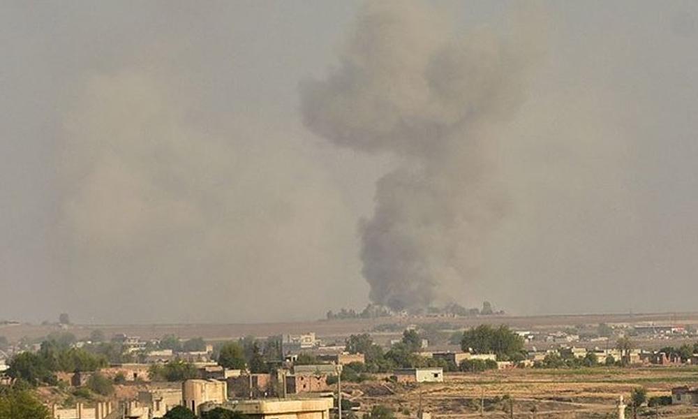 Suriye'nin resmi haber ajansı SANA: ÖSO ve Suriye ordusu çatıştı