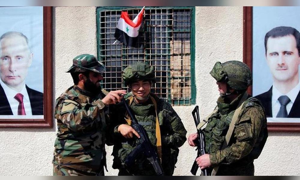 Rusya, Türkiye sınırında devriyeye başladı!
