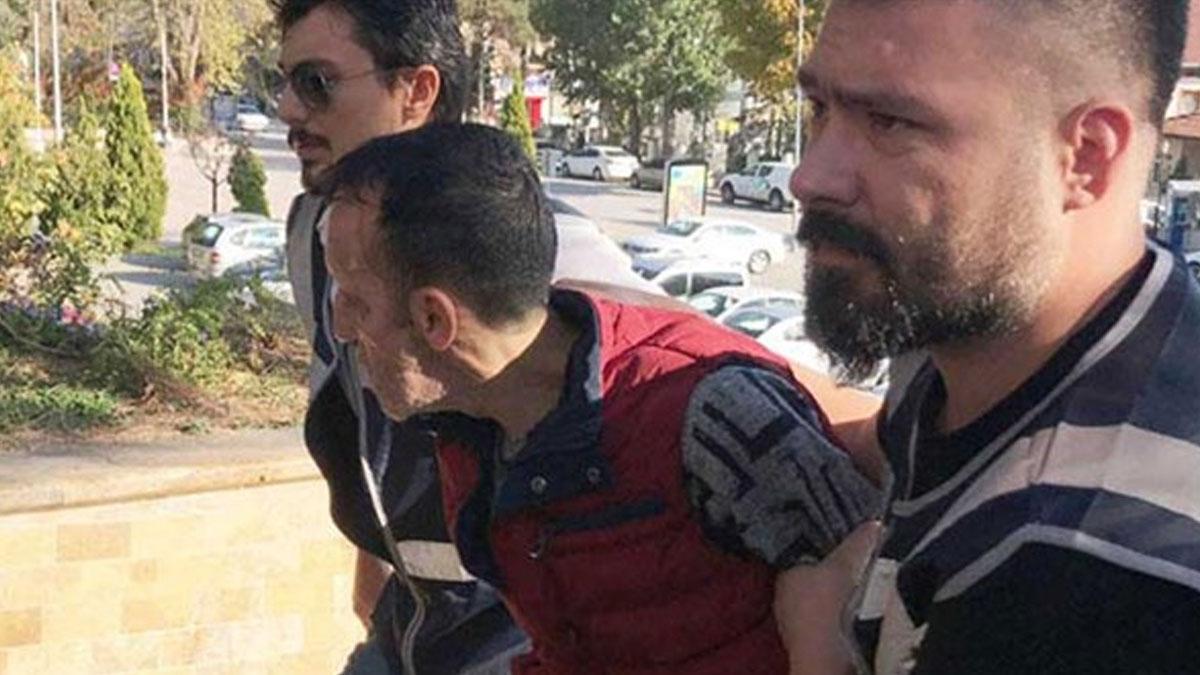 Yüz nakli olmuştu… Recep Sert gözaltına alındı