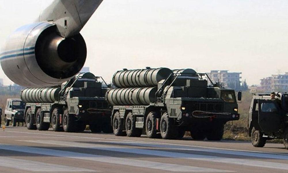 Rusya, Suriye'de S-500'ü test etti