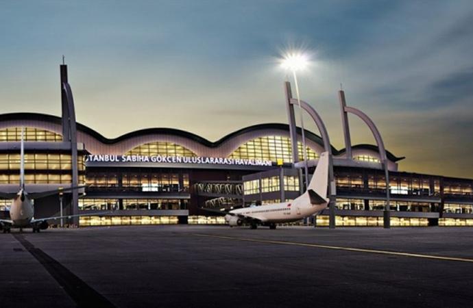 2019'da Sabiha Gökçen Havalimanı'nda uçuş rekoru kırıldı
