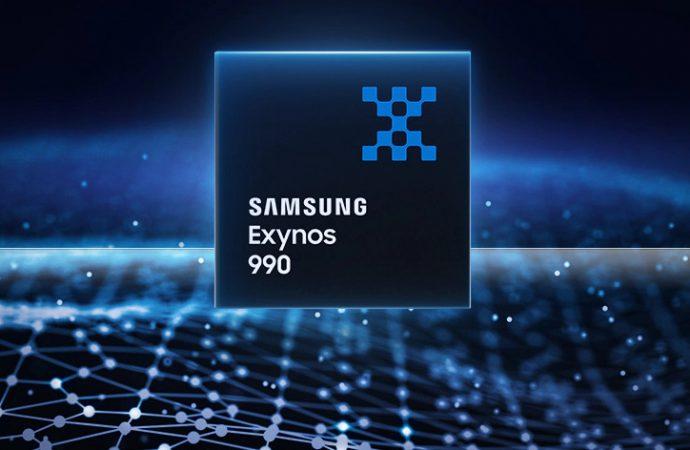 Samsung Exynos 990 yonga setini tanıttı