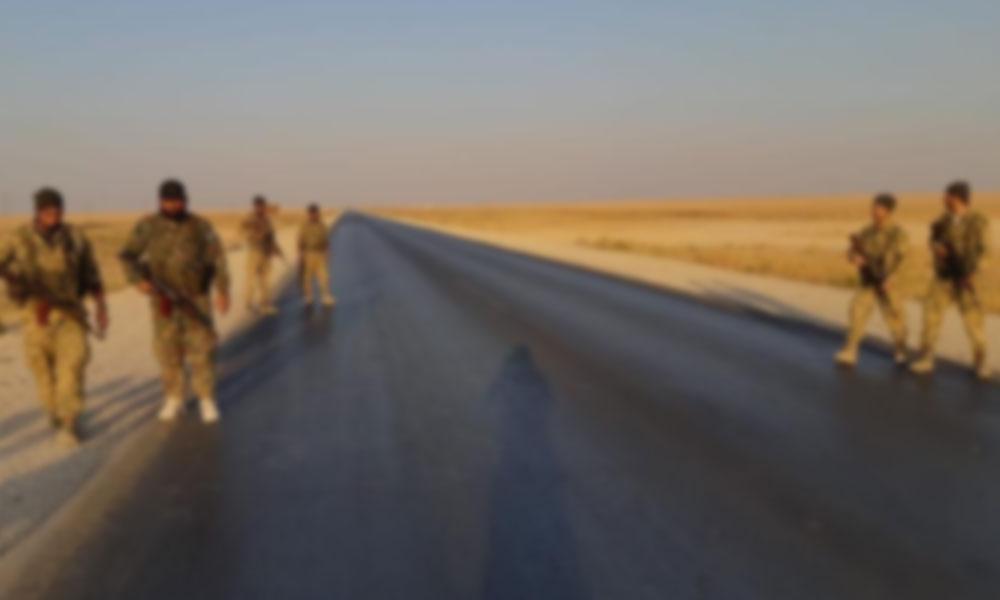 Menbiç kırsalında havan saldırısı! 2 asker şehit çok sayıda yaralı…