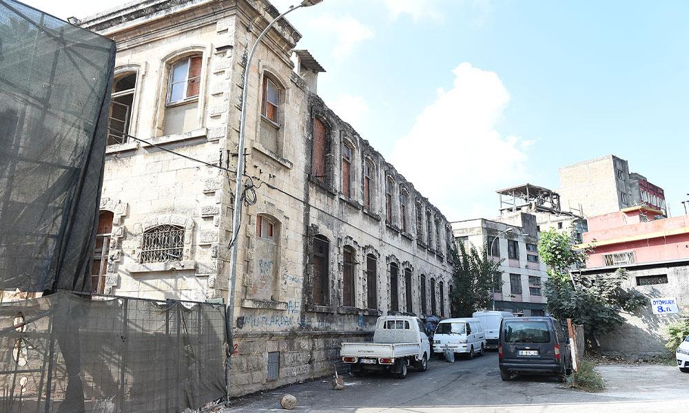 Seyhan Belediyesi 'Tarihi Miras' için harekete geçti