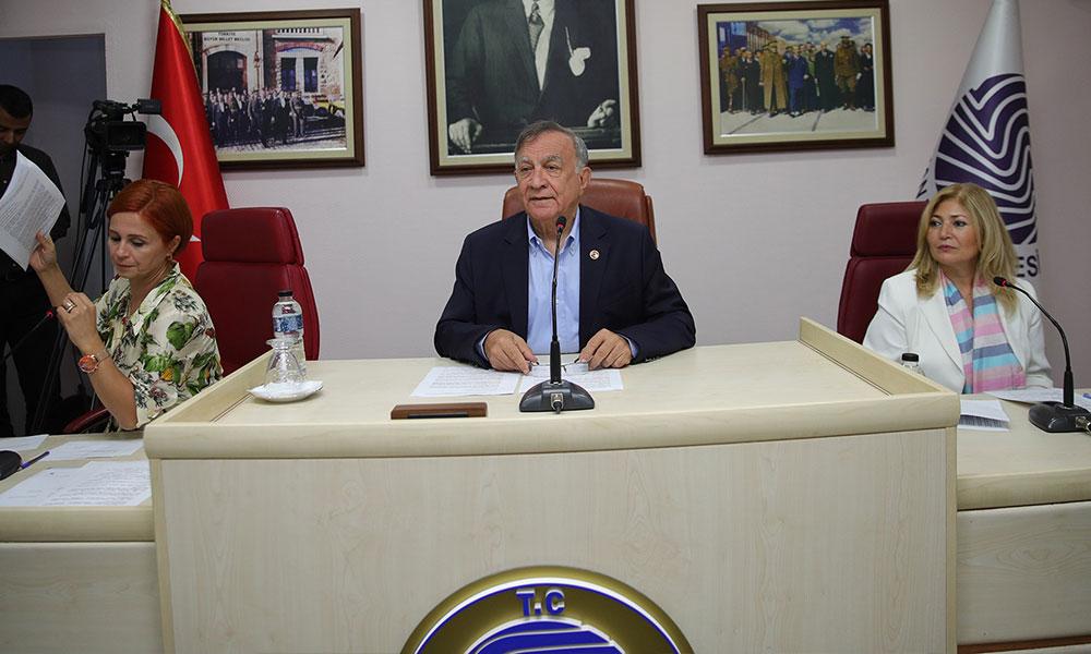 Seyhan'da Meclis toplantıları başladı! Başkan Akay'dan Stratejik Plan mesajı