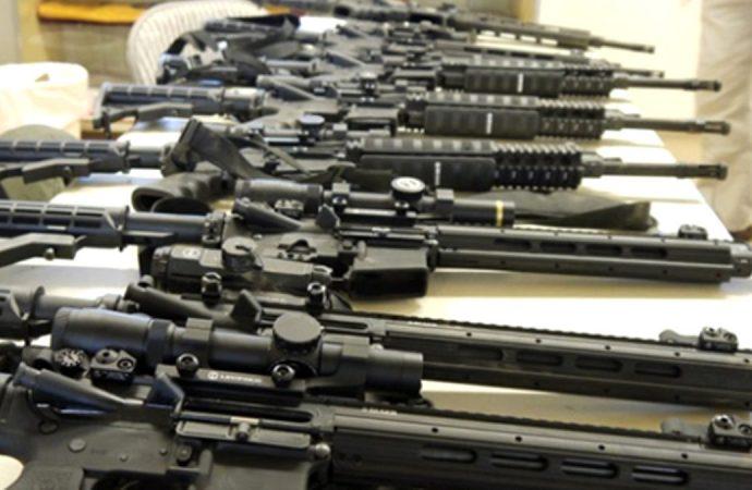 Tehlikeli durum… 25 milyon kişide silah bulunuyor