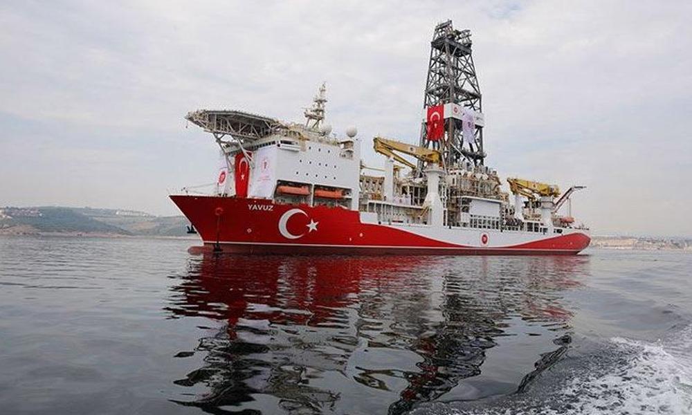 Doğu Akdeniz'de sondaj 24 saat içinde yapılacak!