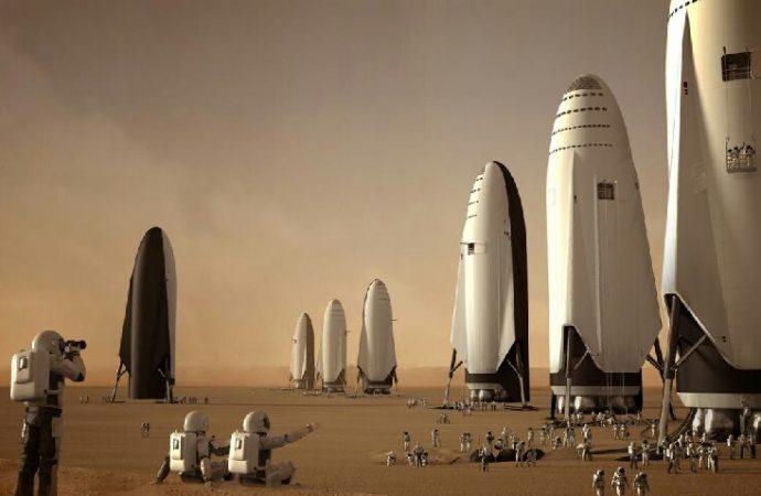 SpaceX teknolojileri ücretsiz kullanılabilecek