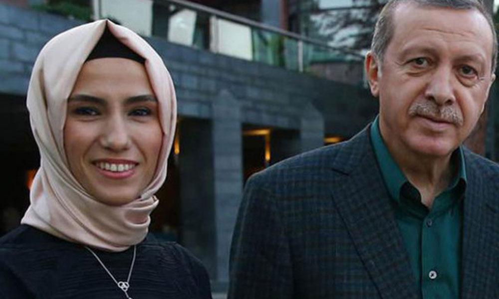 Yandaş Akit bu kez Erdoğan'ın kızını hedef aldı
