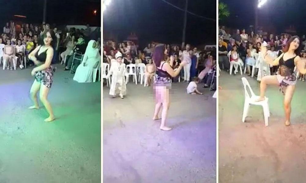 Türkiye'nin konuştuğu sünnet düğününde dans eden kadınlara gözaltı kararı