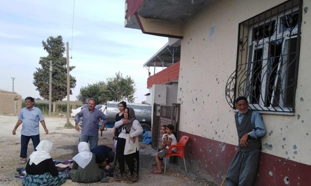 Suruç ve Nusaybin'de havan saldırısı: Ölü ve yaralılar var