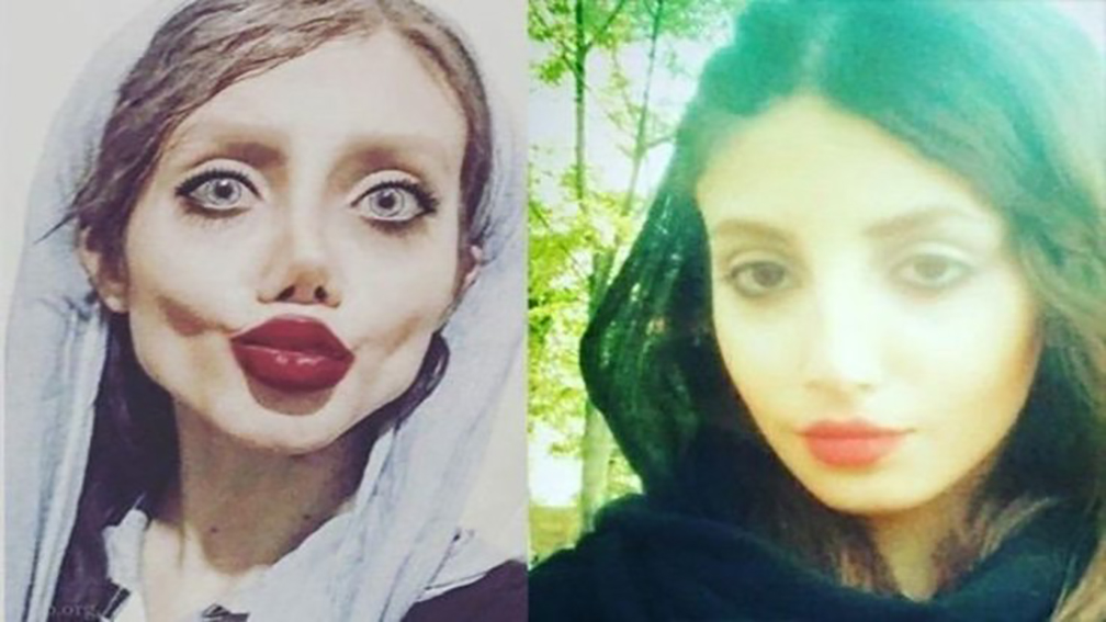 İran'ın Angelina Jolie'si Sahar Tabar tutuklandı