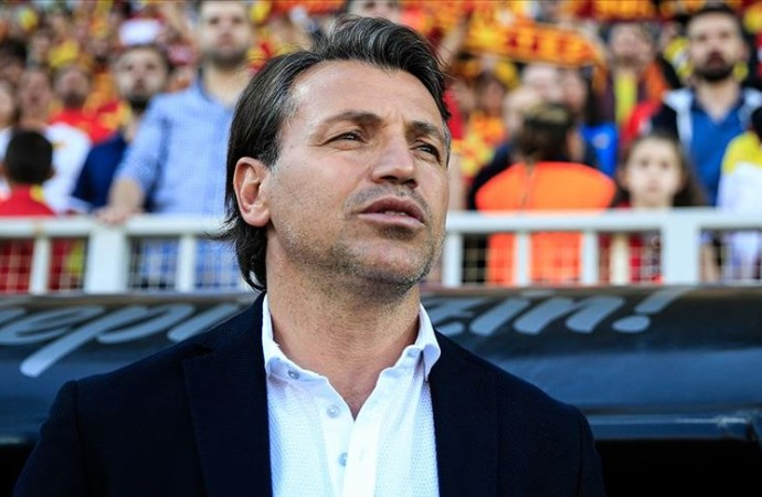 Tamer Tuna Göztepe'den istifa etti!