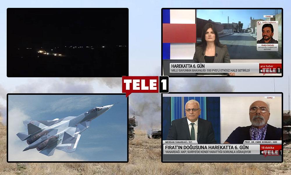Türkiye, Suriye gerçeğini TELE1'den öğrendi