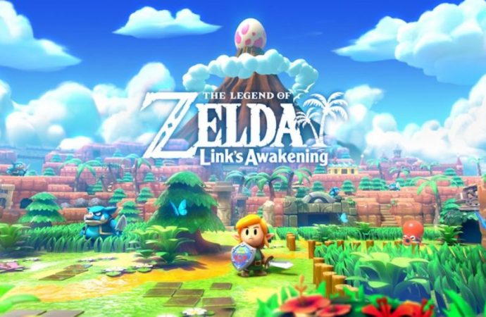 The Legend of Zelda: Link's Awakening  26 yıl sonra Switch için geldi