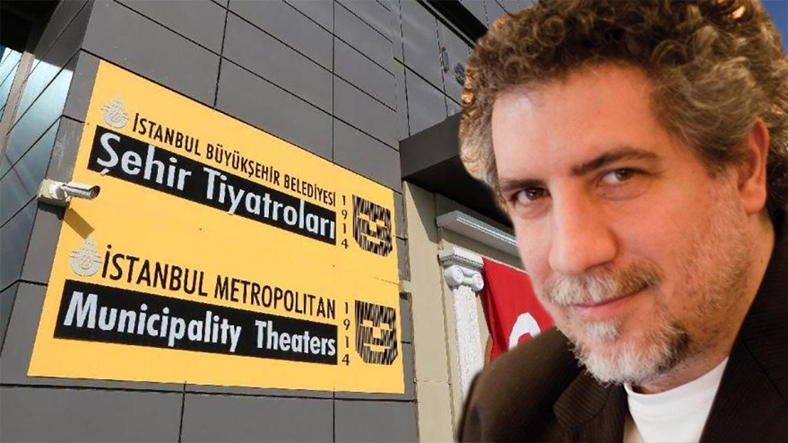 İBB Şehir Tiyatroları'na yeni atama