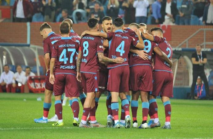 Trabzonspor 284 hafta sonra liderlik koltuğuna oturdu!