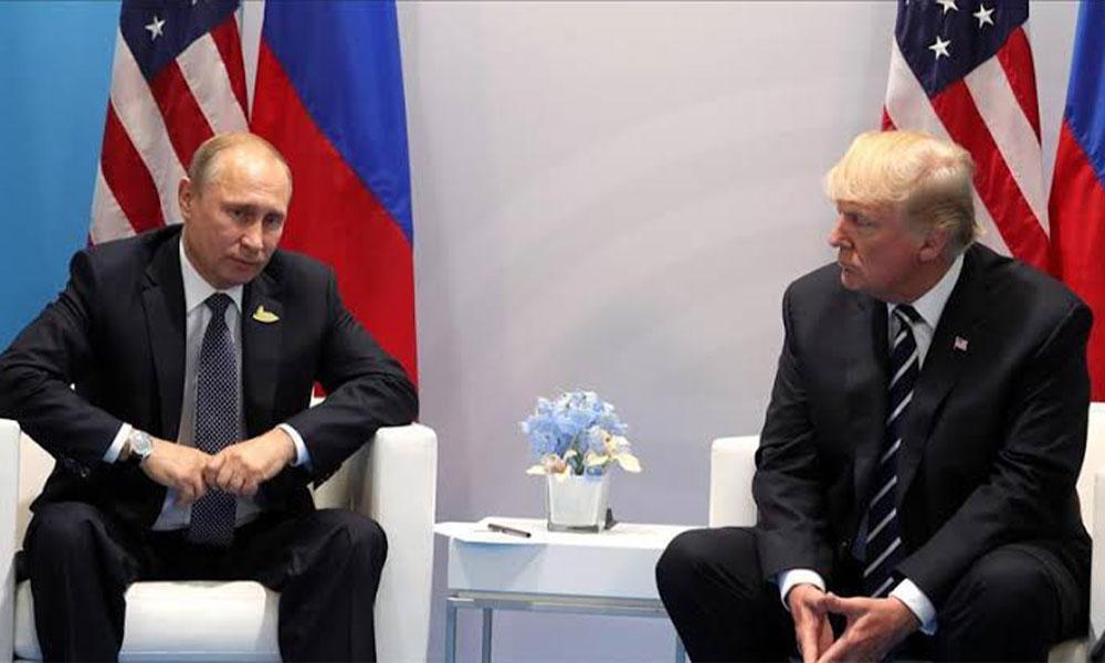 Açıklamalar art arda geldi! Trump'ın 'Güvenli bölge kuruldu' sözlerine Rusya'dan cevap