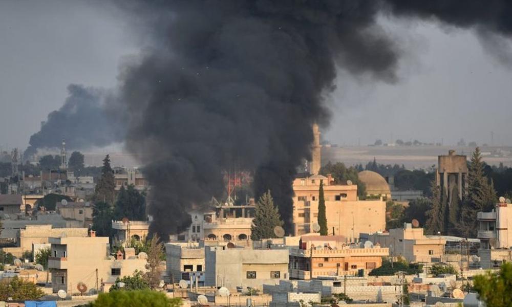 FLAŞ! Kara harekatı başladı… Türk askeri 30 kilometre derinliğe girdi… YPG'den Nusaybin'e roket saldırısı