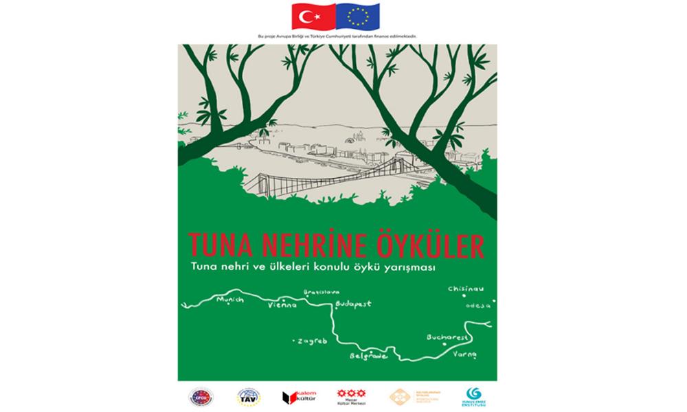 Tuna Nehri ve ülkeleri konulu öykü yarışması için son katılım tarihi 9 Ekim