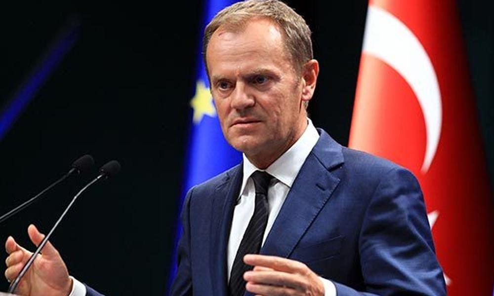 Avrupa Birliği Konseyi'nden Türkiye'ye çağrı