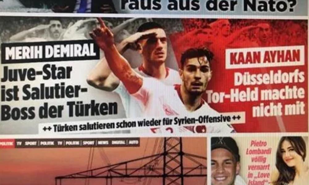 UEFA'dan 'asker selamı'yla ilgili soruşturma kararı