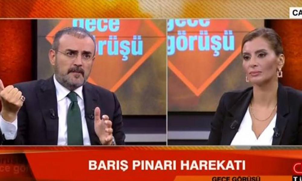 AKP'li Ünal: Trump anormal değil, yeni normal